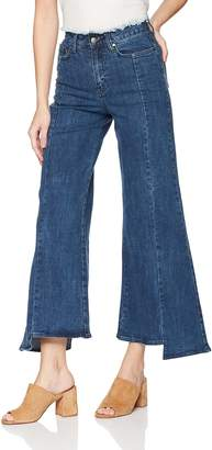 Gracia EVIDNT Women's Wide Leg Jeans