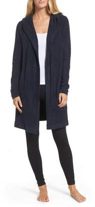 Barefoot Dreams R) Cozychic Lite(R) Coastal Hooded Cardigan