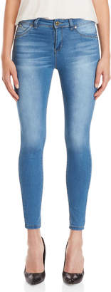 YMI Jeanswear High-Waisted Wanna Betta Butt Skinny Jeans