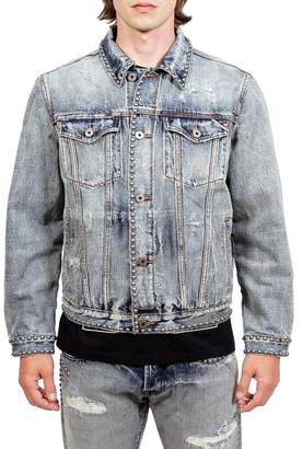 Cult of Individuality Type 2 Studded Jacket
