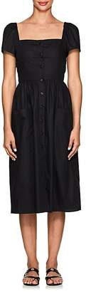 Barneys New York Women's Cotton Poplin Midi-Dress