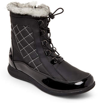 totes Black Natalie II Snow Boots