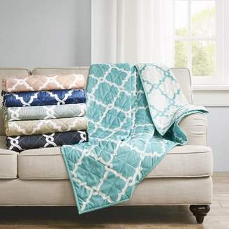 Home Essence Concord Oversized Reversible Quilted Throw