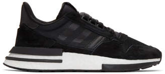 adidas Black ZX 500 RM Sneakers