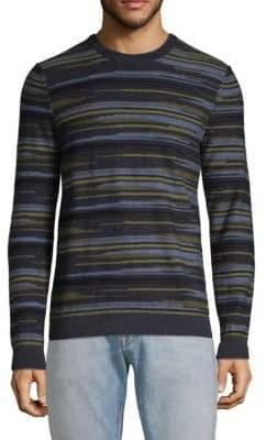 HUGO BOSS Printed Crewneck Sweater