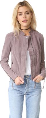 Free People Clean & Minimal Jacket $198 thestylecure.com