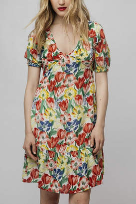 Compania Fantastica Tulip Flower Dress