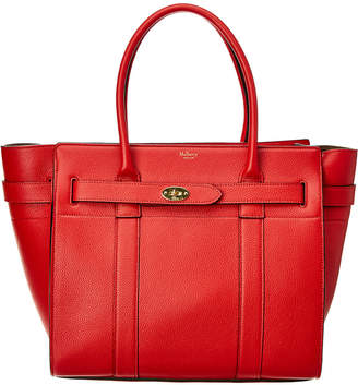Mulberry Bayswater Small Classic Leather Tote