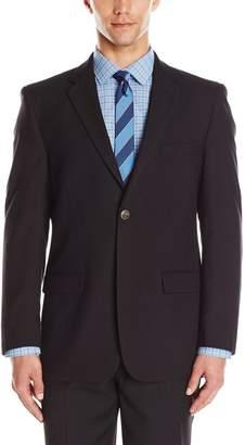 Adolfo Men's Classic Portly Blazer