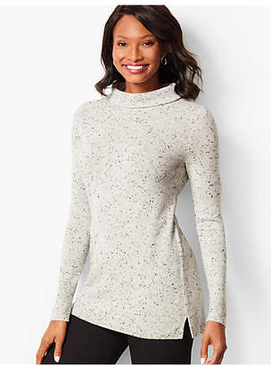 Talbots Sabrina Cashmere Sweater-Donegal