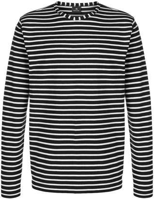 Paul Smith striped long-sleeve T-shirt