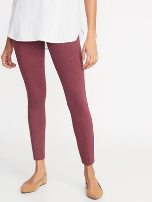 Old Navy High-Waisted Ponte-Knit Stevie Pants For Women