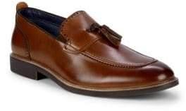 Steve Madden Leather Tassel Loafers