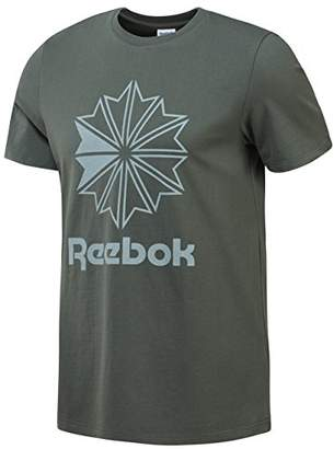 Reebok Men's Classic Foundation Graphic Tee