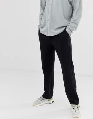 Largo trousers in black