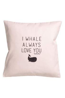 H&M Cotton Twill Cushion Cover
