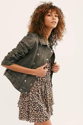 We The Free Avis Leather Jacket