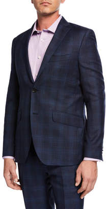 Etro Men's Plaid Two-Piece Suit