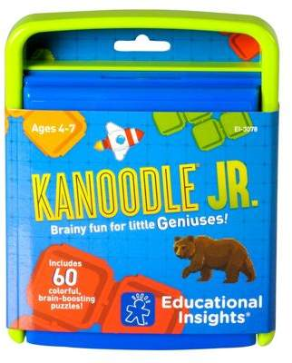 Educational Insights Learning Resources Learning Resources Kanoodle Junior
