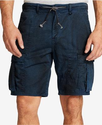 WILLIAM RAST Men's Drawstring Cargo Shorts $69.50 thestylecure.com