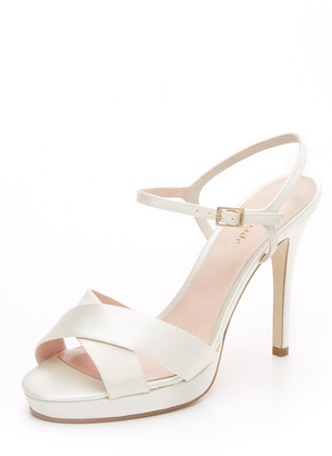 Kate Spade New York Rosemaire Platform Sandals $328 thestylecure.com