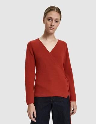 Nanushka Tilda Wrap Sweater