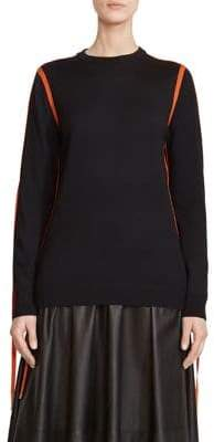 Loewe Strap Wool Sweater