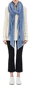 Botto Giuseppe Women's Cashmere Gauze Scarf - Blue