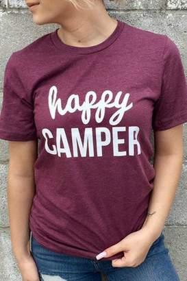 Camper OCEAN & 7TH Happy Tshirt