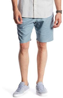 Blend of America Fundamental Coast Manhattan Linen Drawstring Shorts