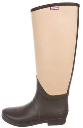 Hunter Lady N Rain Boots brown Lady N Rain Boots