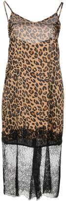 Sjyp Knee-length dresses - Item 34852598HF