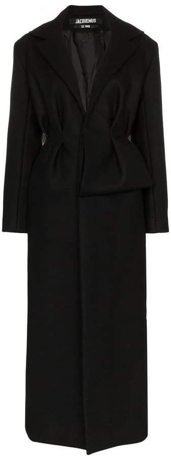 Le manteau Aissa Long Coat