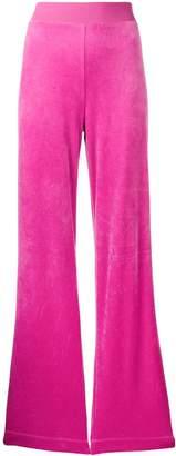 Escada Sport velvet jogging trousers