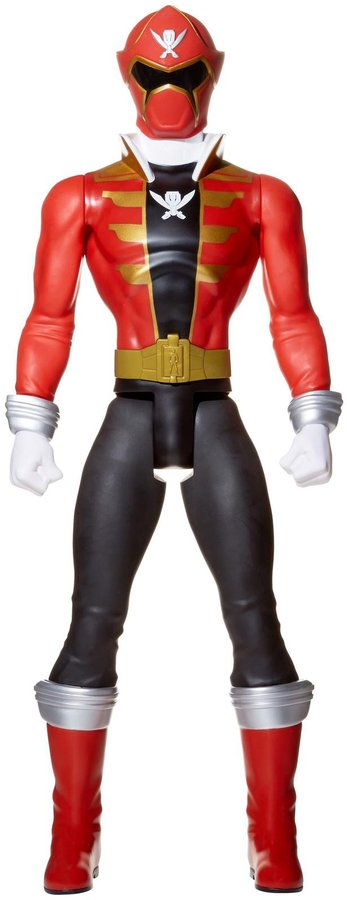 "Power Rangers Super Megaforce 31"" Figure - Red Ranger"