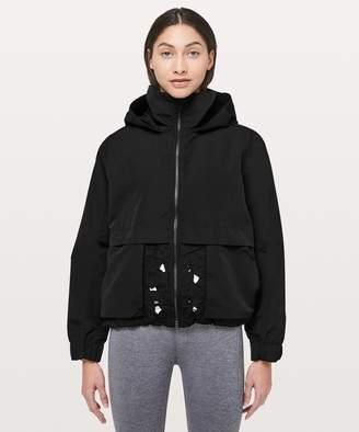 Lululemon Graced With Lace Jacket