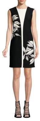 Taylor Sleeveless Colorblock Dress