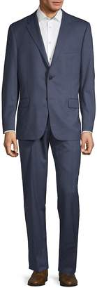 Hickey Freeman Men's Classic Suit