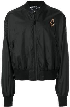 Marcelo Burlon County of Milan Fire Cross bomber jacket