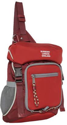 Burberry Men's Mini Crossbody Backpack