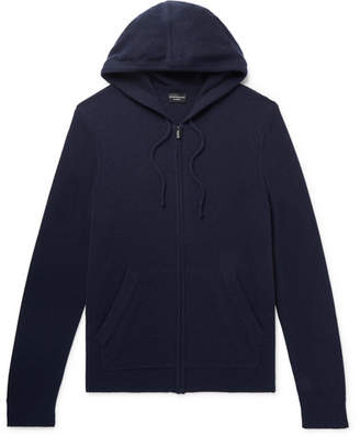 Club Monaco Cashmere Zip-Up Hoodie