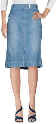 Basler Denim skirts - Item 42685822JD