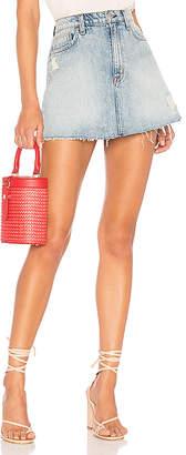 Hudson Vivid Mini Skirt.