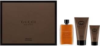 4dc06562d Next Mens Gucci Guilty Absolute Eau de Parfum For Him 90ml Gift Set