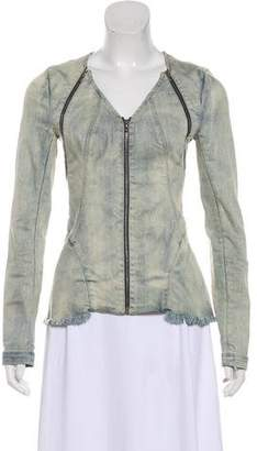 Willow Fitted Denim Jacket