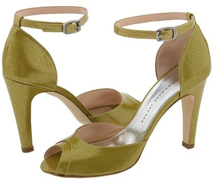 Marc by Marc Jacobs - 683974 (Gold Glitter Patent)