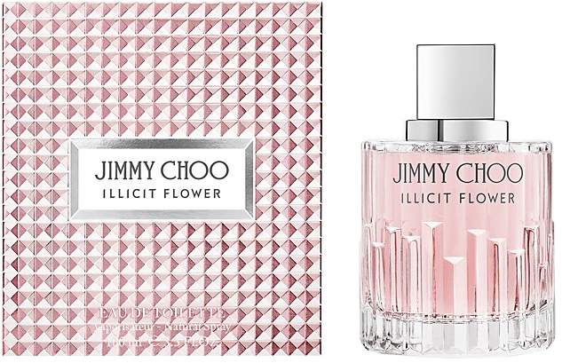 Jimmy Choo Jimmy Choo Illicit Flower Eau de Toilette 3.3 oz.