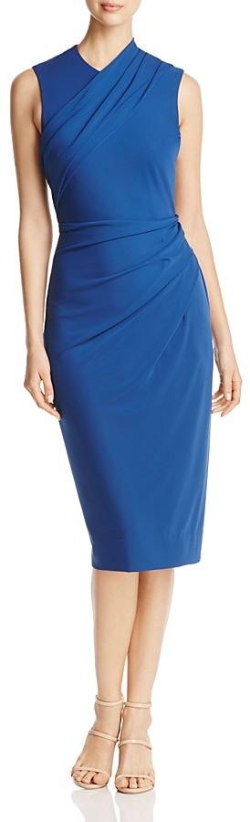 DKNYDKNY Sleeveless Jersey Drape Dress