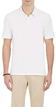 James Perse Men's Jersey Polo Shirt - White