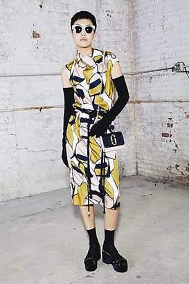 CONTEMPORARY Printed Cowl Neck Dress